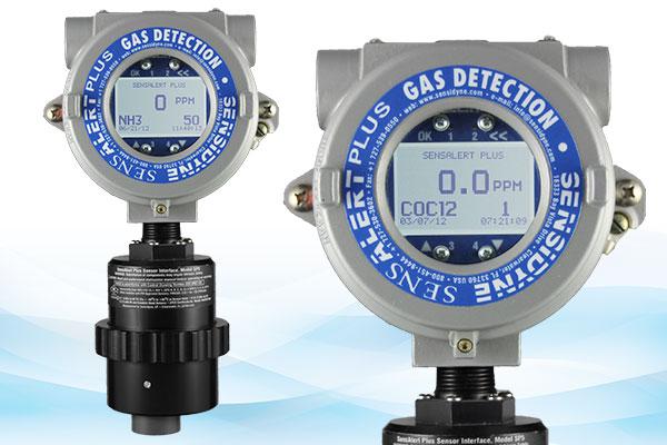 Sensalert Plus Point Gas Detector Sensidyne