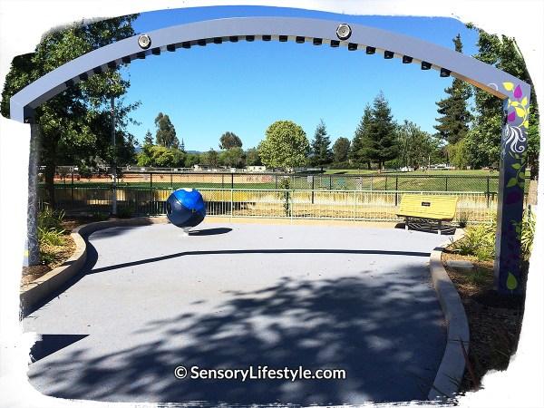 Magical Bridge Playground - Music Zone