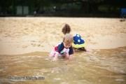 Sydney beach at 12 months