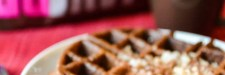 Java Mocha Gluten Free Protein Waffles Recipe