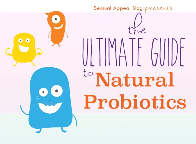 The Ultimate Guide to Natural Probiotics #NaturalProbiotic #shop #Cbias