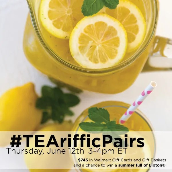 #TEAriffictea party 6/12/14