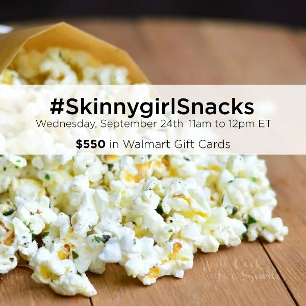 #SkinnygirlSnacks-Twitter-Party-9-24-11amEST