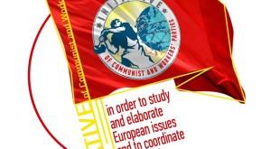 il logo Iniziativa Comunista Europea