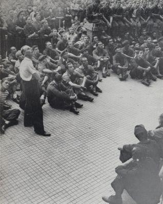 Lavoratori della Breda d Sesto San Giovanni in sciopero nel '44