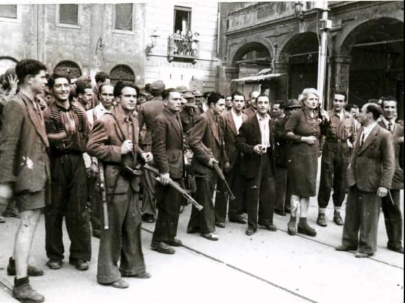Partigiani bolognesi