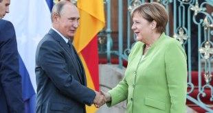 Incontro Merkel-Putin tra scontri e interessi imperialistici