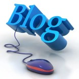 Focus your blog and be persistent