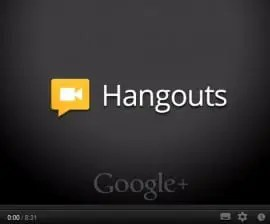 How to Create a Google Plus Hangout Event
