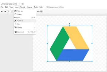 Google Drives Image Editor