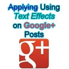 How to Bold, Italic and Strikethrough Words on Google Plus Posts