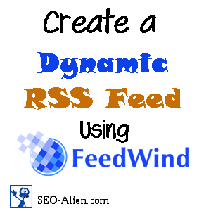 Creating a Scrolling RSS Feed on a Post or Widget
