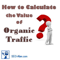 How to Calculate the Value of Organic Traffic