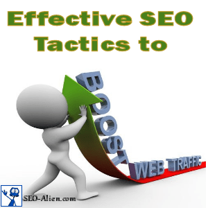 Four Effective SEO Tactics That Will Bring More Traffic to Your Website