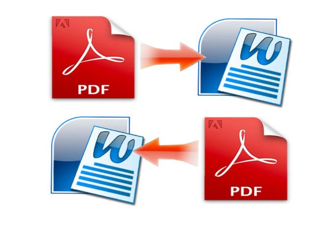 I will convert Yours 15 file PDF to Word or word to pdf for $5