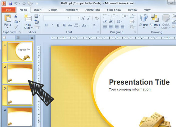 Create 10 Slides PowerPoint Presentation for $5 - SEOClerks - Powerpoint Presentation