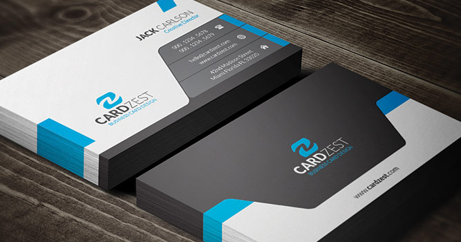 Create 2 different Business card design With 24 hours for $5 - SEOClerks - buisness card design