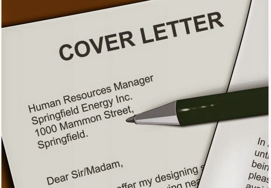 Industry Oriented Cover Letter For Job Application for $9 - SEOClerks