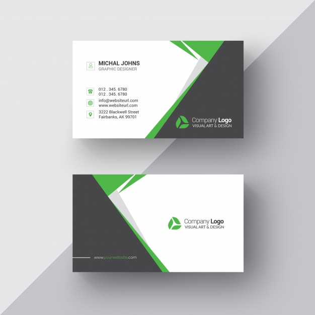 Professional Business/Visiting Card Design for $5 - SEOClerks