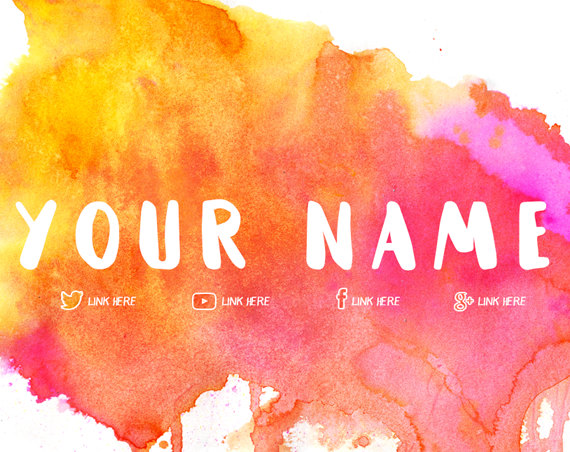 Professional Youtube banner Job for $4 by Illusionisttv - SEOClerks