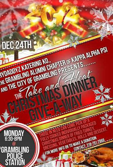 Christmas Food flyer Job for $5 by webspam - SEOClerks