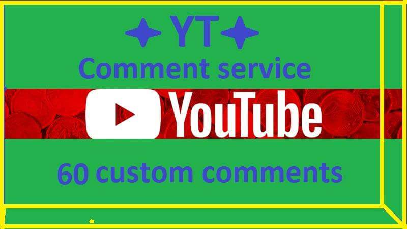 Need 60 custom comment very fast Job for $1 by Dragon6 - SEOClerks