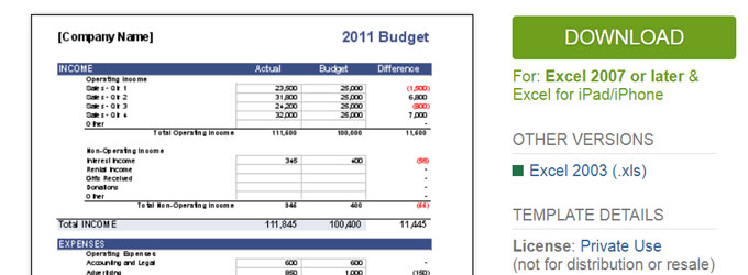 Budget Template Monthly Monthly Budget Excel Simple Monthly Budget - simple budget sheets
