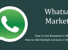WhatsApp Marketing SEOsurfer