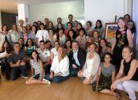 Foto de familia de la 79º Edición del Curso de Terapéutica Pediátrica - SEPEXPAL.org