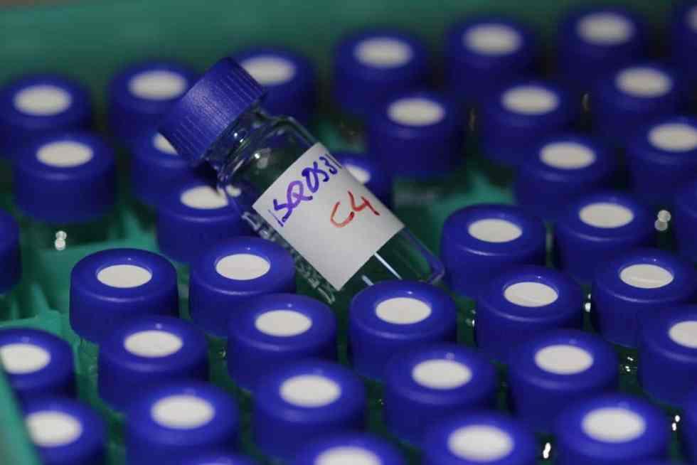 Laboratoire Océans Microplastiques