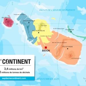 Expédition 7e Continent : Source D'inspiration Pour Le Concours étudiants Du Club Des Directeurs Artistique