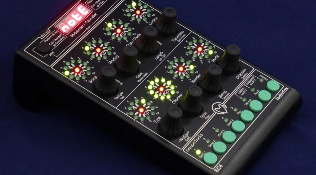 sc4 sequencer