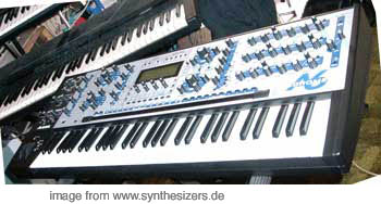 alesis andromeda a6 synthesizer
