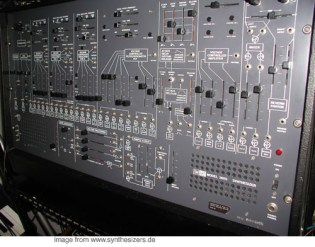 ARP2600 synthesizer