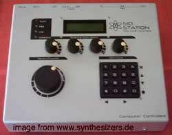 elektron sidstation - C64 sound synthesizer