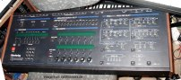 oberheim xpander analog synthesizer