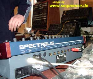 Radikal Spectralis Analog Synthesizer