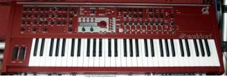 waldorf Q+ synthesizer virtual analogue