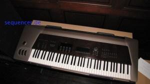 Yamaha VP1 synthesizer