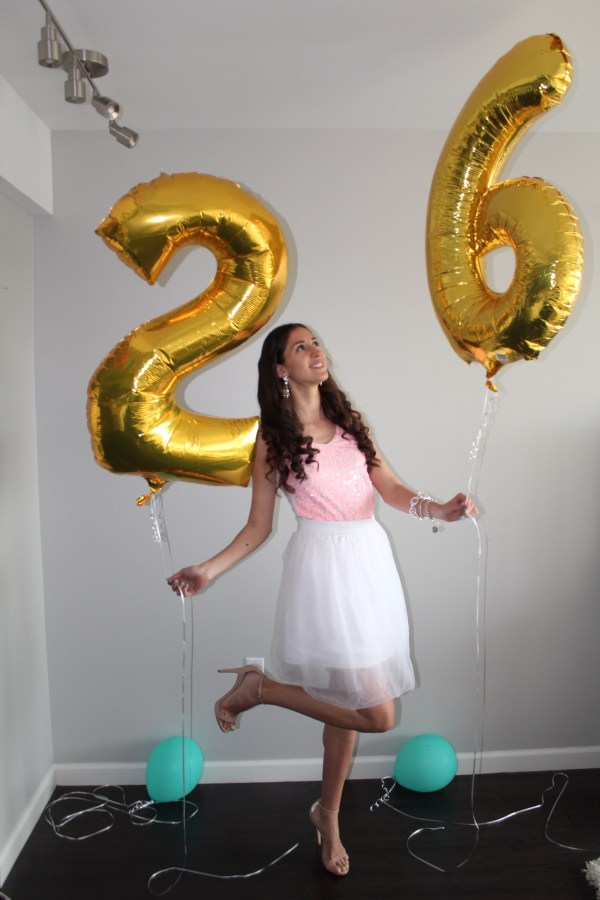 25 things I learned while being 25