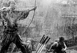 The Seven Samurai, the greatest film ever made, and the film that made me who I am.
