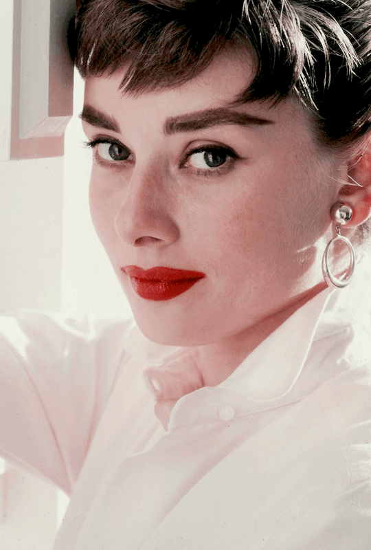 """Living is like tearing through a museum. Not until later do you really start absorbing what you saw, thinking about it, looking it up in a book, and remembering — because you can't take it all in at once."" —Audrey Hepburn"