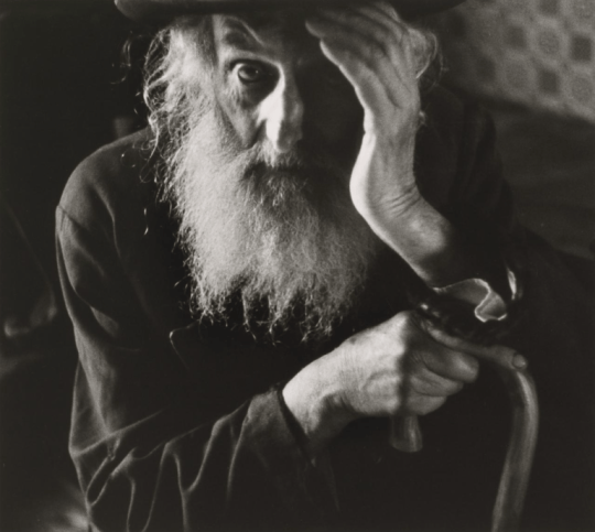 This is not my friend Curt Biren author of the excellent article about justice, the minimum wage and Torah. But I could not resist using this picture by the great photographer Roman Vishniac of A Jewish Elder of the Village, Vysni Apsa, Carpathian Ruthenia, Ukraine c.1935