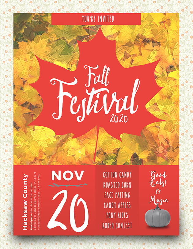 Fall Festival Flyer Full Page Copy2jpg (630×810)