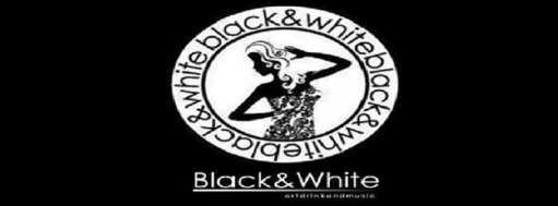 black e white pozzuoli logo