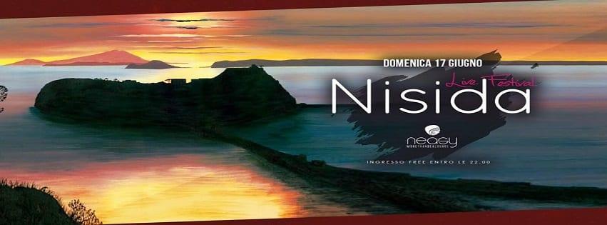 NEASY NAPOLI - Domenica 17 Giugno Nisida Live Festival & Mambo