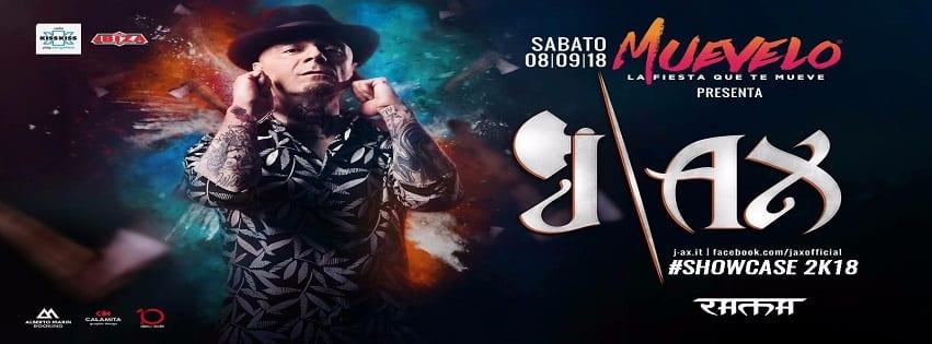 RAMA BEACH Varcaturo - Sabato 8 Settembre J-Ax ShowCase 2018