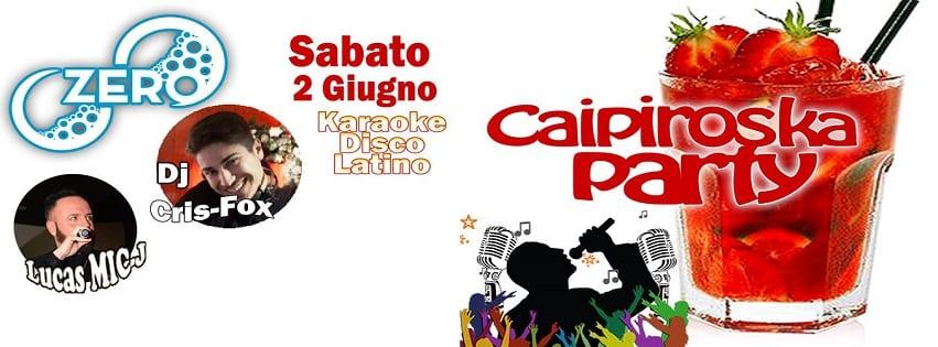 ZERO Discopub Pozzuoli - Sabato 2 Giugno Disco e Latino
