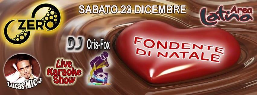 ZERO Discopub Pozzuoli - Sabato 23 Dicembre Live Show, Disco e Latino
