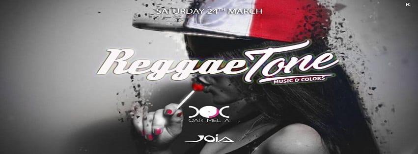 JOIA Napoli - Sabato 24 Marzo ReggaeTone Party